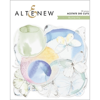 Altenew BUTTERFLY ACETATE Die Cuts ALT2584
