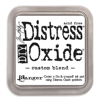 Tim Holtz Distress Oxide Ink Pad DIY CUSTOM BLEND Ranger tda66415