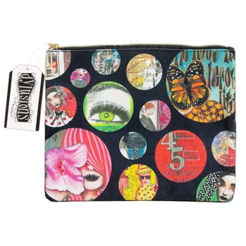 Ranger Dylusions LARGE ACCESSORY BAG Dyan Reaveley dye62233