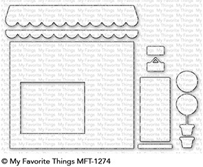 My Favorite Things BOUTIQUE Die-Namics MFT1274