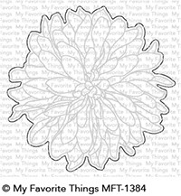 My Favorite Things BEAUTIFUL BLOOM Die-Namics MFT1384