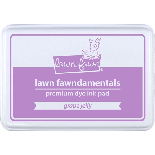 Lawn Fawn GRAPE JELLY Ink Pad LF1832 Preview Image