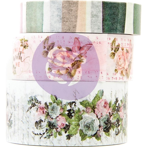 Prima Marketing POETIC ROSE Decorative Tape 631741 Preview Image