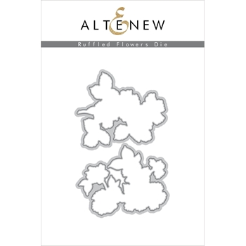 Altenew RUFFLED FLOWERS Dies ALT2859
