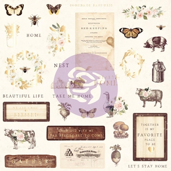 Prima Marketing SPRING FARMHOUSE Ephemera 994938
