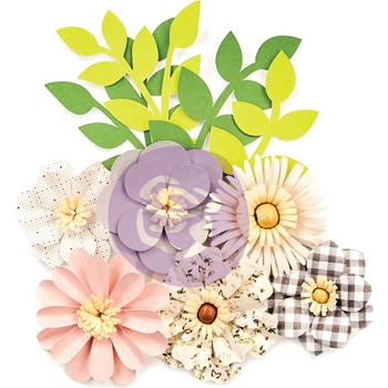 Prima Marketing GATHER Spring Farmhouse Flowers 638078