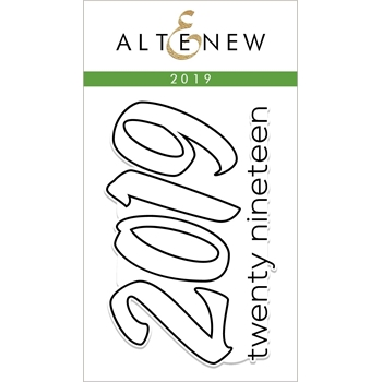 Altenew 2019 Clear Stamps ALT2838