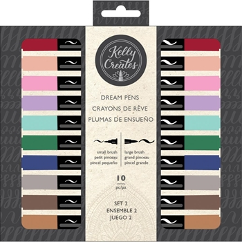 Kelly Creates DREAM PENS SET 2 Pen Set 348263