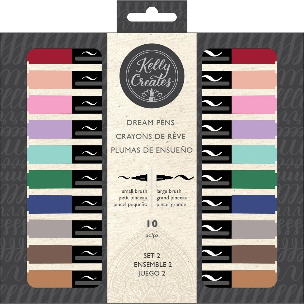 Kelly Creates DREAM PENS SET 2 Pen Set 348263 zoom image