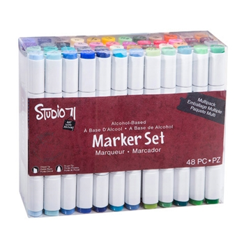 Studio 71 MULTIPACK 48 Piece Marker Set 30038427