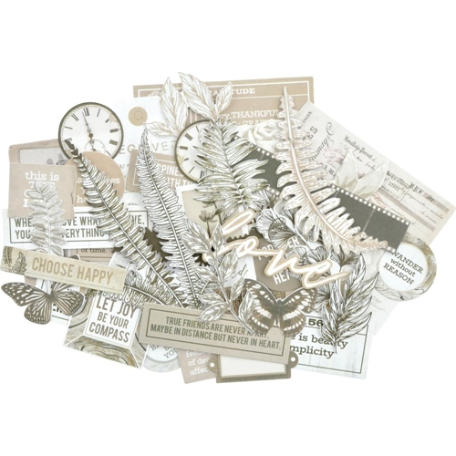 Kaisercraft WHISPER Collectables Die Cut Shapes CT953 Preview Image