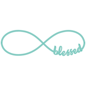 Kaisercraft BLESSED INFINITY Decorative DIY Cuts Die DD230