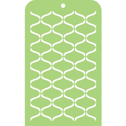 Kaisercraft LATTICE Mini Designer Template IT048 Preview Image