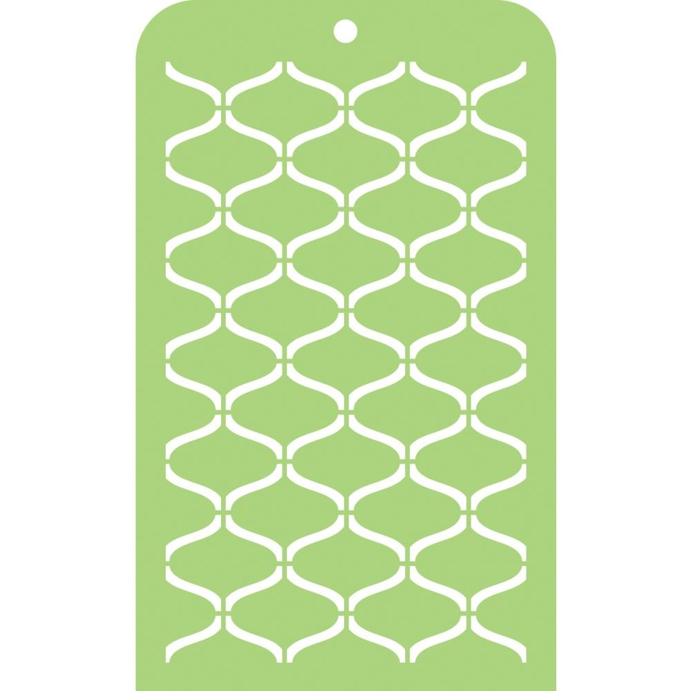 Kaisercraft LATTICE Mini Designer Template IT048 zoom image