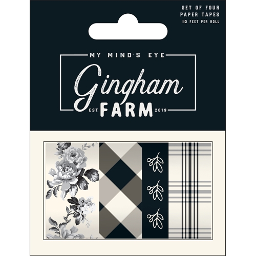 My Mind's Eye GINGHAM FARM Decorative Tape ghf119 Preview Image