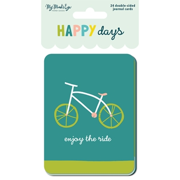 My Mind's Eye HAPPY DAYS Journal Cards hpd115