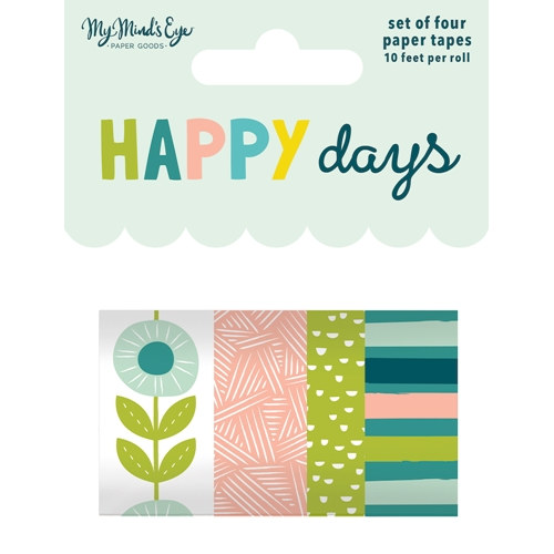 My Mind's Eye HAPPY DAYS Decorative Tape hpd119 Preview Image