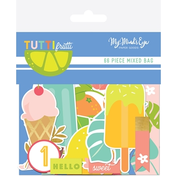My Mind's Eye TUTTI FRUTTI Mixed Bag tut116