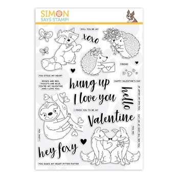 Simon Says Clear Stamps THE SWEETEST sss101968