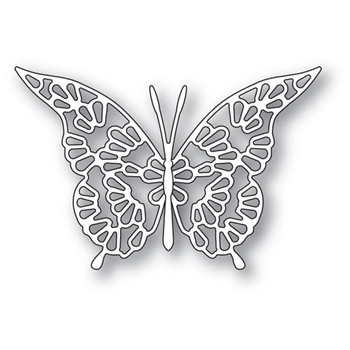 Memory Box LACE BUTTERFLY Craft Dies 94116