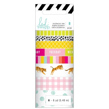 Heidi Swapp COLOR FRESH Washi Tape 314557