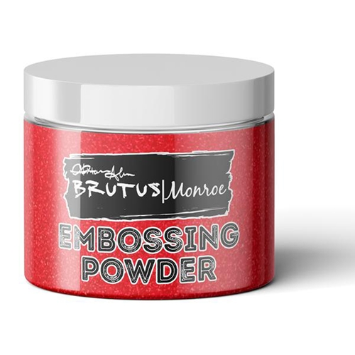 Brutus Monroe SCARLET Embossing Powder bru9750 Preview Image