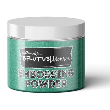 Brutus Monroe EVERGREEN Embossing Powder bru9767