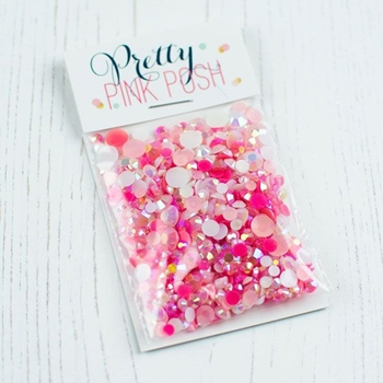 Pretty Pink Posh VALENTINE Jewels Mix