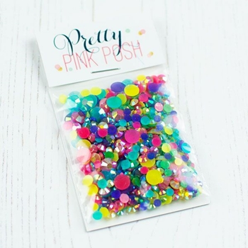 Pretty Pink Posh PARTY Jewels Mix
