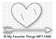 My Favorite Things STRAIGHT FROM THE HEART Die-Namics MFT1460 zoom image