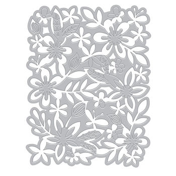 Hero Arts Fancy Die FLOWER GARDEN DI596