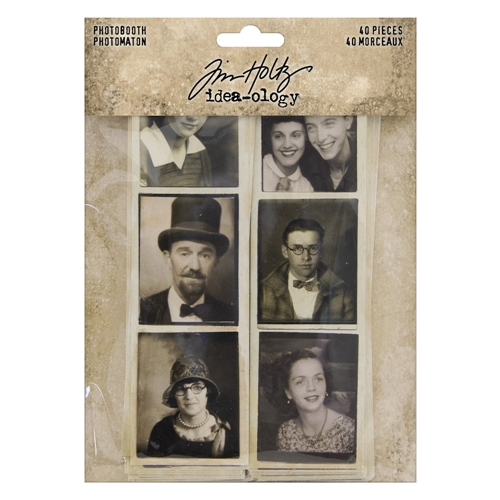 Tim Holtz Idea-ology PHOTOBOOTH th93799 Preview Image