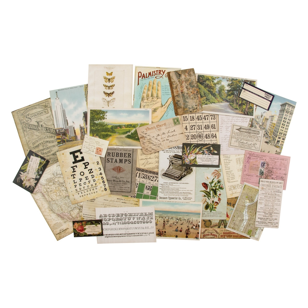 RESERVE Tim Holtz Idea-ology LAYERS REMNANTS th93956 zoom image