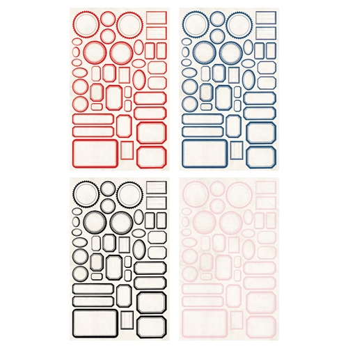 RESERVE Tim Holtz Idea-ology CLASSIC LABEL STICKERS th93959 Preview Image