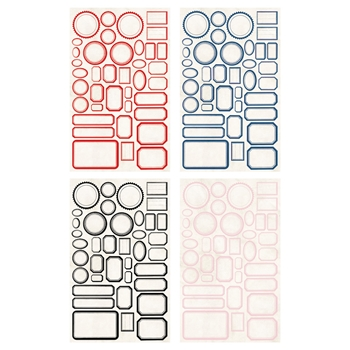 RESERVE Tim Holtz Idea-ology CLASSIC LABEL STICKERS th93959