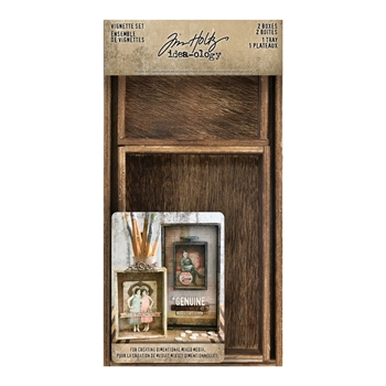 RESERVE Tim Holtz Idea-ology VIGNETTE SET th93782