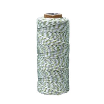 May Arts CELERY Baker's Twine Twisted Ribbon 41246
