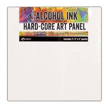 RESERVE Tim Holtz Hard Core Art Panels 4 x 4 Ranger tac66897