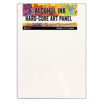 RESERVE Tim Holtz Hard Core Art Panels 5 x 7 Ranger tac66903