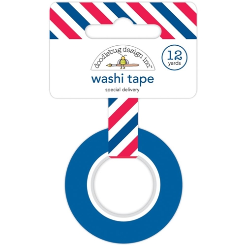 Doodlebug SPECIAL DELIVERY Washi Tape 6212 Preview Image