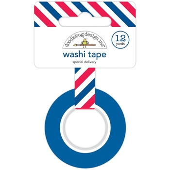 Doodlebug SPECIAL DELIVERY Washi Tape 6212