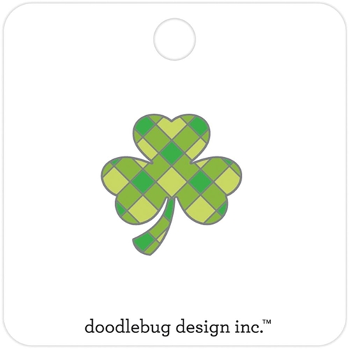 Doodlebug LOTS O' LUCK Collectible Enamel Pin 6259 Preview Image