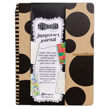 Dyan Reaveley LARGE JUMPSTART JOURNAL Ranger Dylusions dyj65432