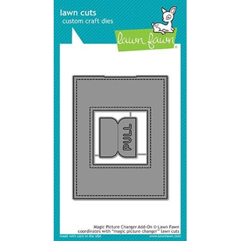 Lawn Fawn MAGIC PICTURE CHANGER ADD-ON Die Cuts LF1904