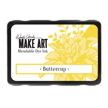 Ranger Wendy Vecchi BUTTERCUP Make Art Dye Ink Pad wvd64299