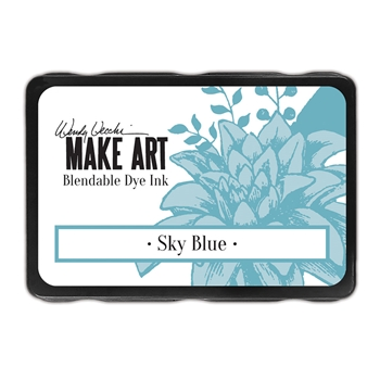 Ranger Wendy Vecchi SKY BLUE Make Art Dye Ink Pad wvd64374
