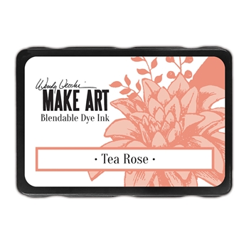 Ranger Wendy Vecchi TEA ROSE Make Art Dye Ink Pad wvd64381