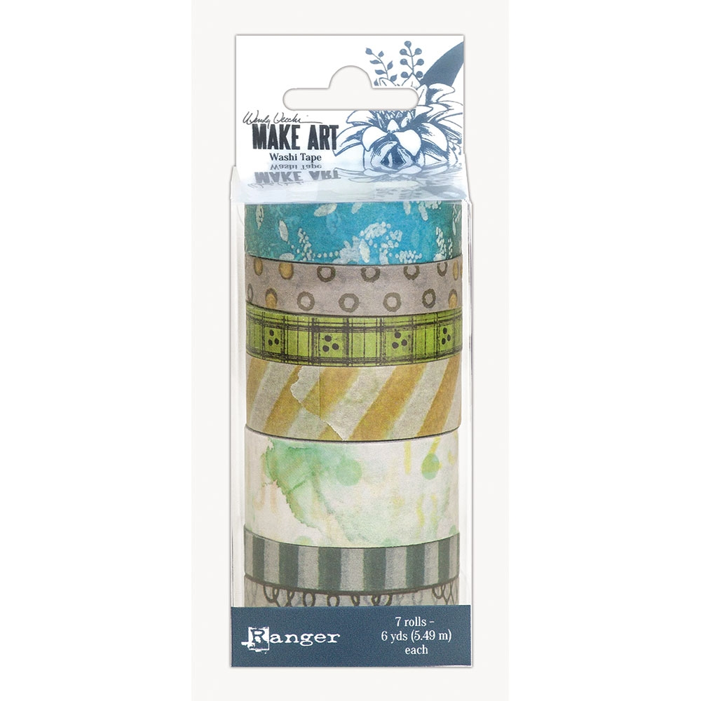 Ranger Wendy Vecchi Make Art WASHI TAPE 1 wva65418 zoom image