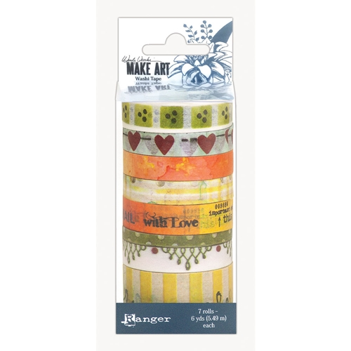 Ranger Wendy Vecchi Make Art WASHI TAPE 2 wva65425 Preview Image