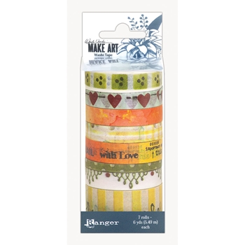 Ranger Wendy Vecchi Make Art WASHI TAPE 2 wva65425